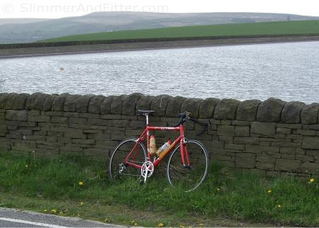 Cannondale at Ringstone Edge reservoir