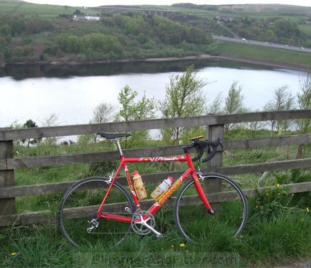 Cannondale at Scammonden Water