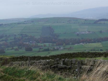 Glusburn Moor from Sutton Moor