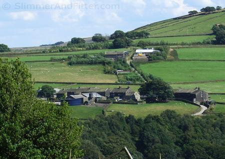 Horsehold from Lower Rawtonstall