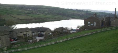 Leeming reservoir