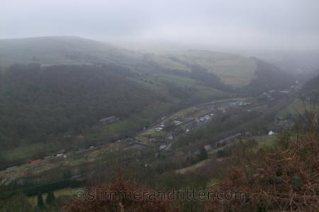 Misty Calder Valley
