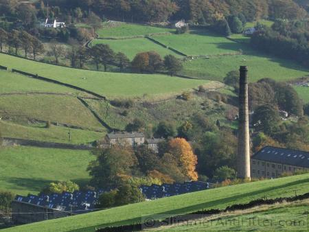Oats Royd mill, Luddenden