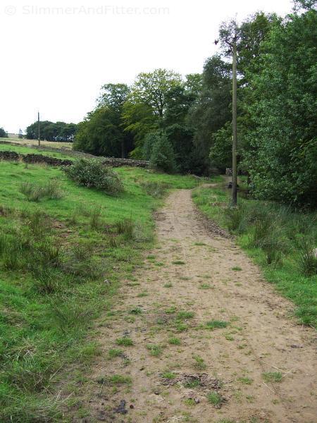 Pennine Bridleway (Mary Towneley Loop) - Callis Wood to Kilnshaw Lane