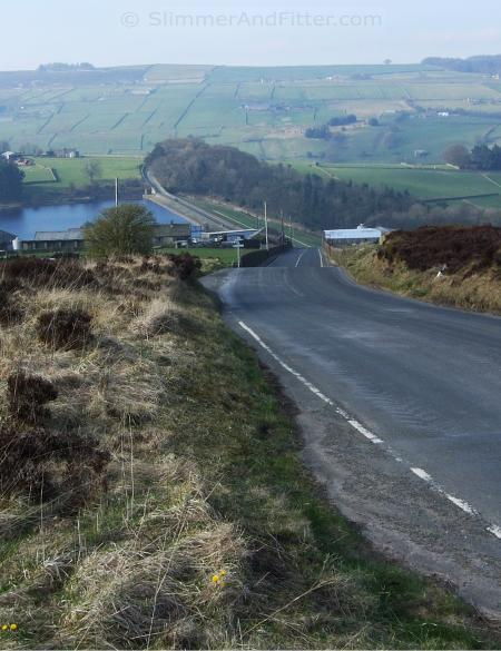 Penistone hill descent