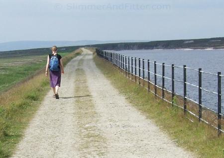Pennine Way, Warland Reservoir