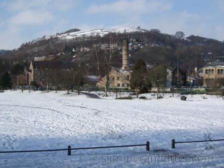 Snowy Calder Holmes Park