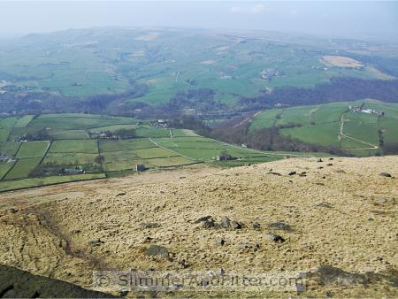 View from Stoodley Pike