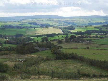 Some Yorkshire hills