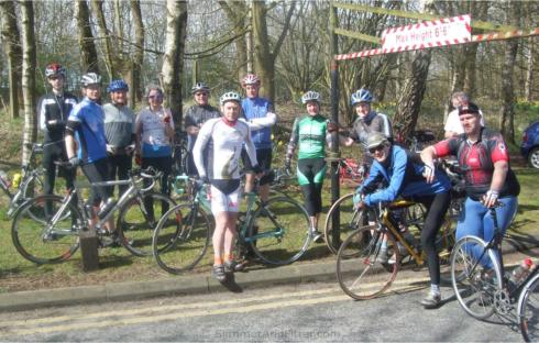 CycleChatters at Spring Wood