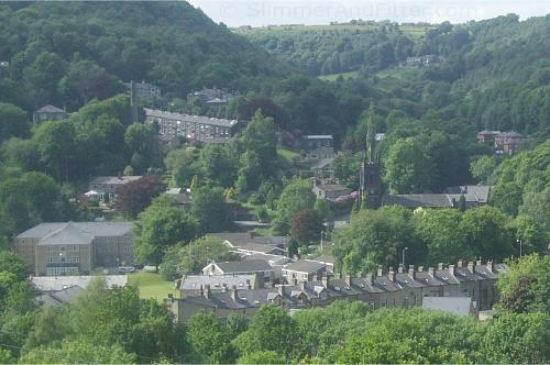Mytholm, Hebden Bridge