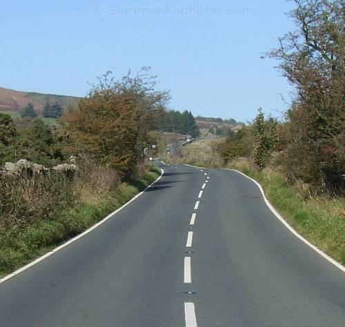 Waddington Fell (Waddington side)